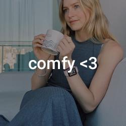homewear roupas comfy