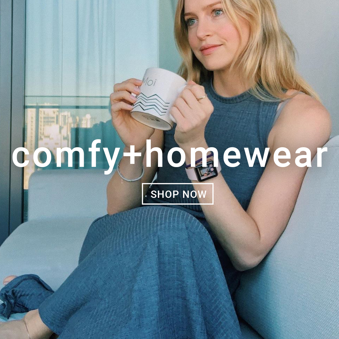 roupas comfy