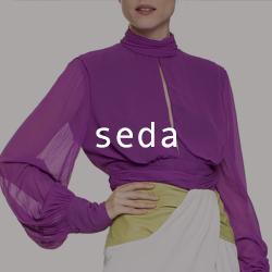 roupas de seda