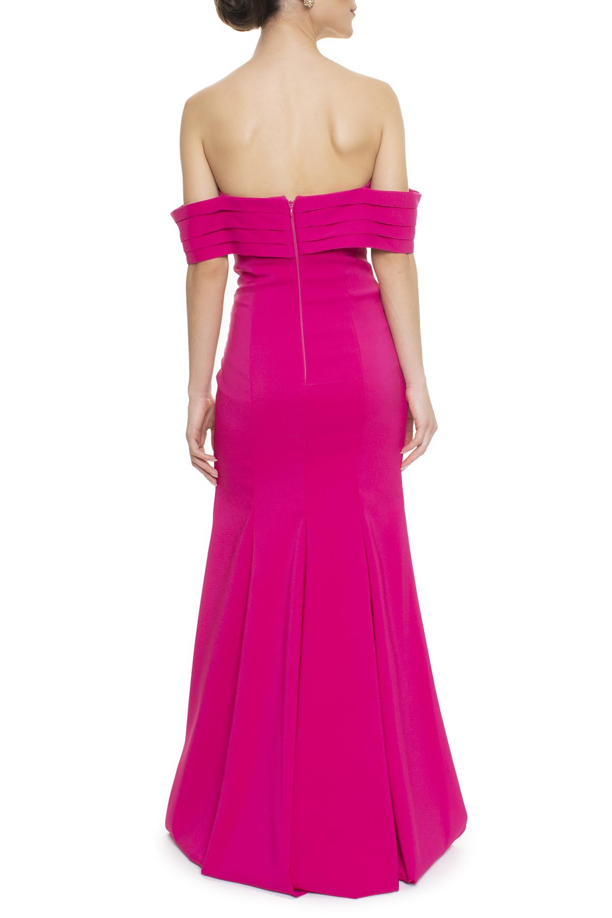 Vestido Balme Pink Anamaria Couture