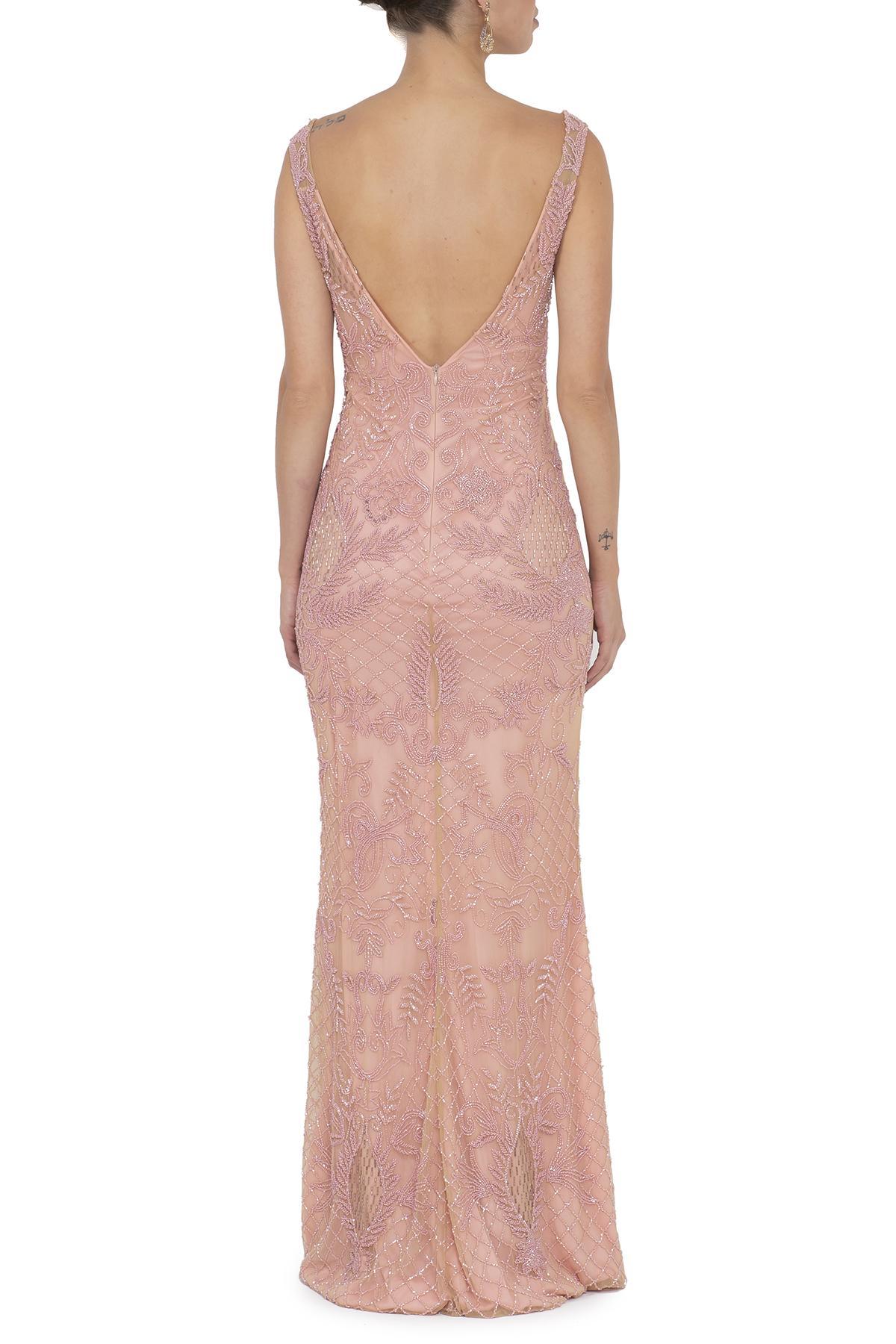Vestido Leonora Pink Prime Collection