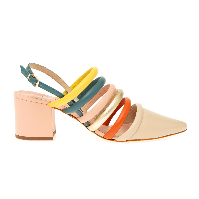 Sapato Tiramissu Colorido