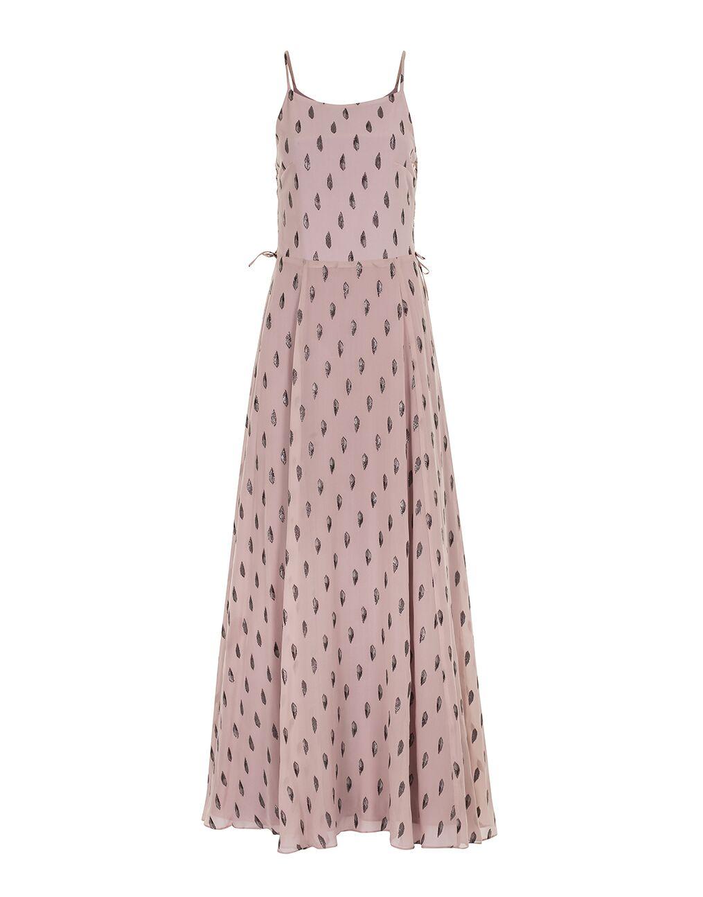 Vestido Laço  Rosa KS
