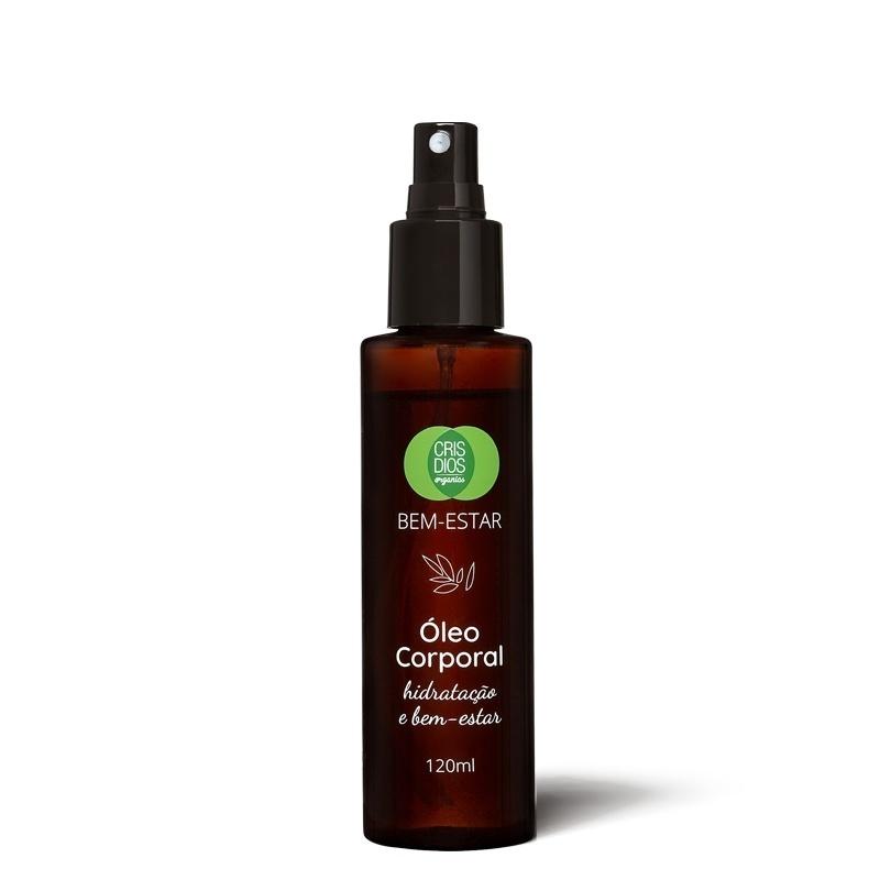 Óleo Corporal Organics